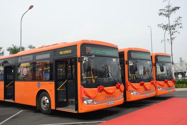 High Quality Express Bus 86 Noi Bai Airport And Hanoi City