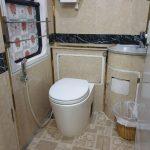 Lotus express train toilet
