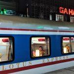 Lotus express train